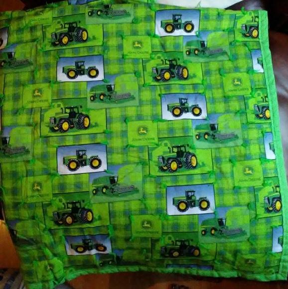 John Deere Accessories Baby Quilt Poshmark